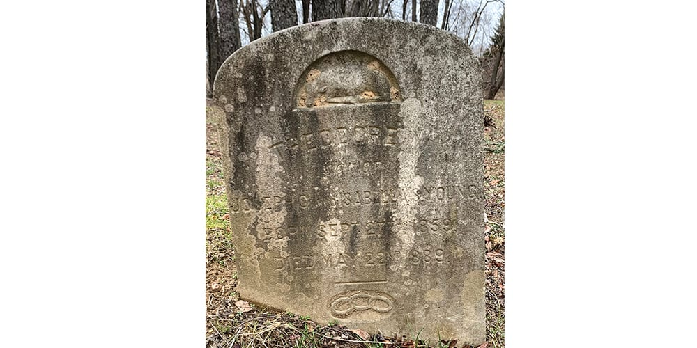 black history grave template