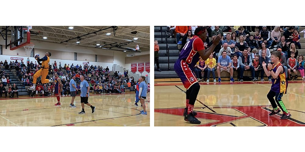 SWSD Comet All Stars Take on the Harlem Wizards for the 6th Time