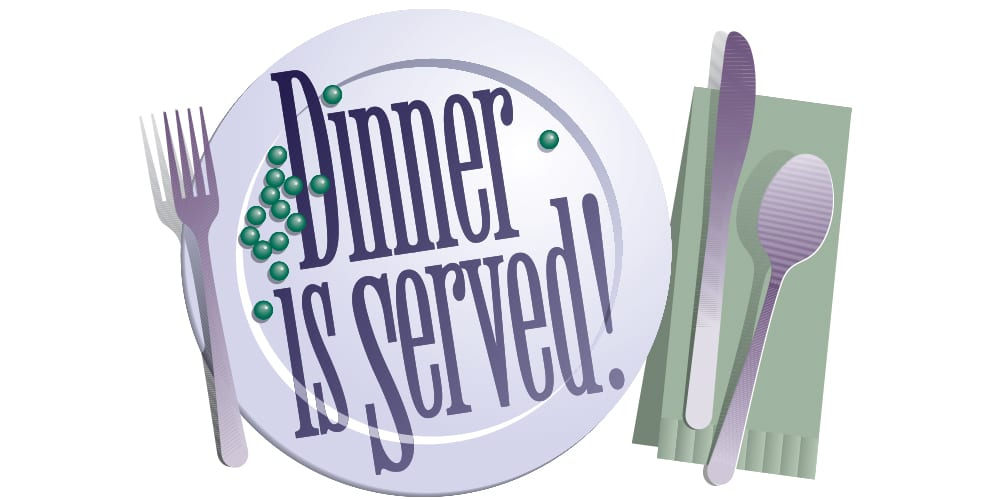 HAM & CABBAGE DINNER, MARCH 15