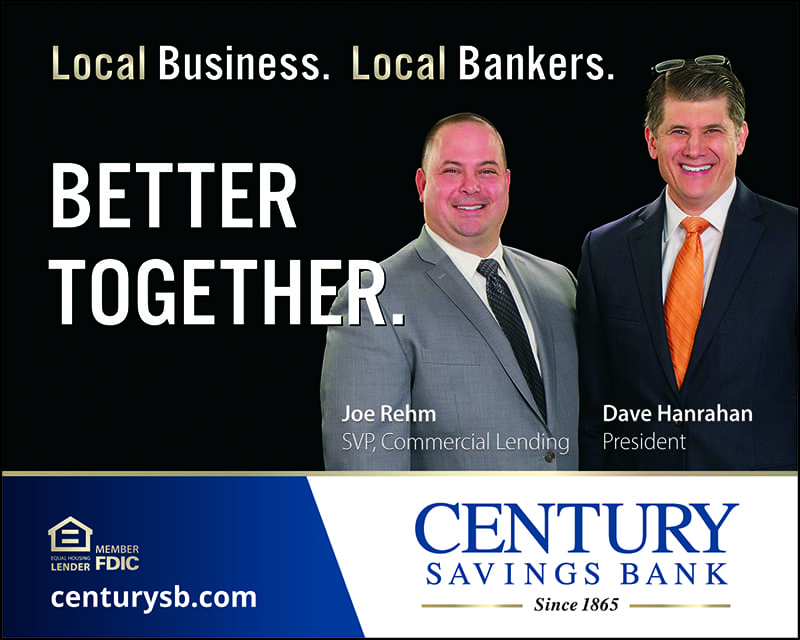 5x4 Hanrahan Rehm Local Business Better Together ad OLE