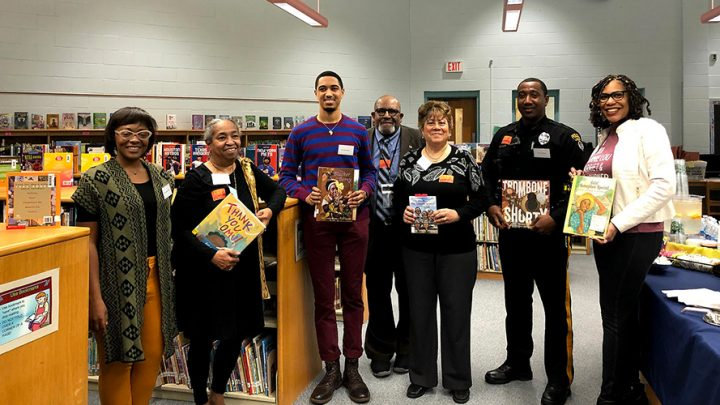 Logan School Hosted African American Read-In