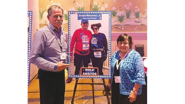 Lifelong Woolwich Township resident receives national award
