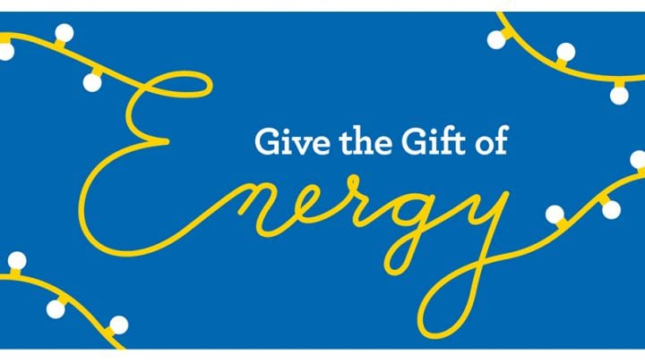 Atlantic City Electric Gifting Program Can Assist Family, Friends, Neighbors and More